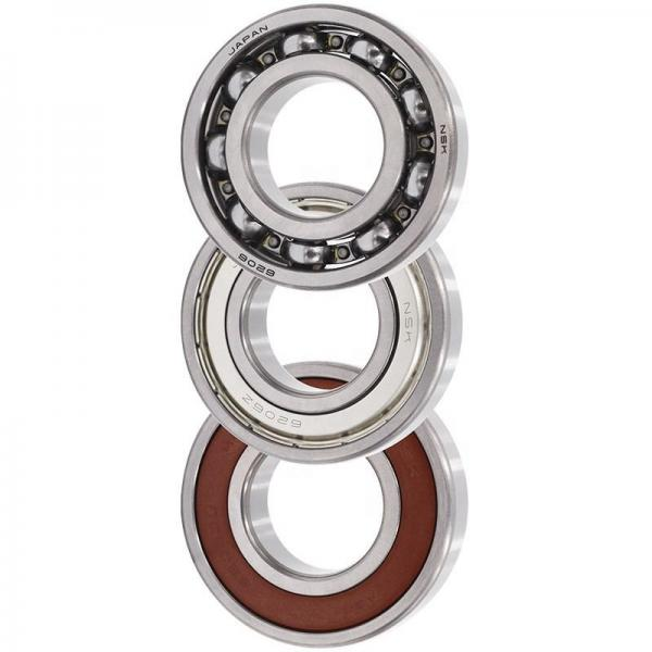 2020 china factory supply P0 P6 low noise high speed 6000 6200 6300 ZZ RS deep groove ball bearings #1 image